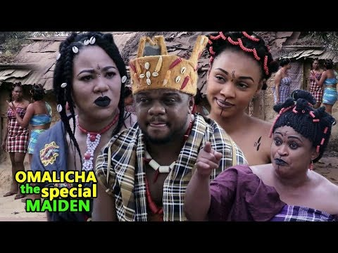 Download Omalicha The Special Maiden 3&4 - Ken Eric 2018 Latest Nigerian Nollywood Movie/African Movie