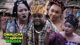 Omalicha The Special Maiden 3&4 - Ken Eric 2018 Latest Nigerian Nollywood Movie/African Movie