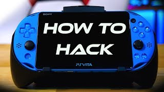 How to Hack Any PS Vita! | Firmware 3.68 & Below | Beginner