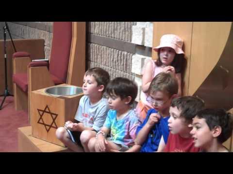 Challah Blessing - Barnert Temple Preschool Shabbat Songs