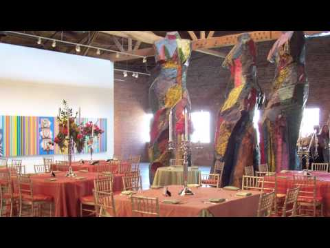 Warehouse 215@ Bentley Projects Video Tour 2015