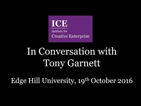 ICE In Conversation with Tony Garnett