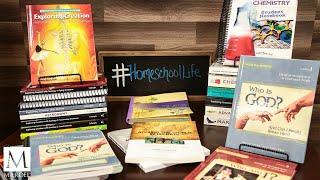 Homeschool Life: Apologia Homeschool Curriculum Review