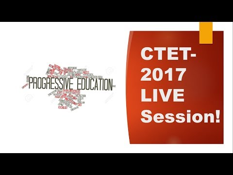 PROGRESSIVE EDUCATION AND LOT MORE😊 || Answered many CTET queries!