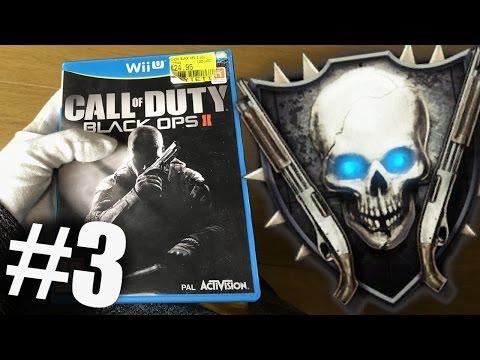 ROAD TO SHOTGUN RANK ON WII U    #3 Call of Duty Black Ops 2
