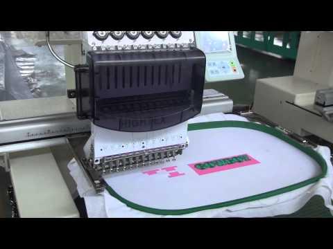 Machines à broder industrielles mono-tête
