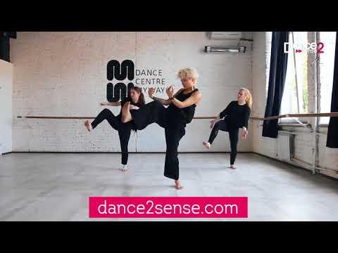 Dance2sense: Teaser - modern dance tutorial by Tata Taraniuk - Ayub Ogada - Kothbiro