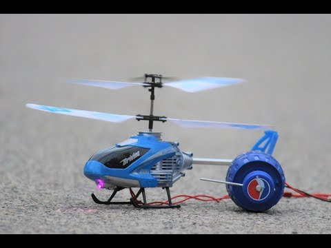 Useful Things From DC Motor - Generator Helicopter