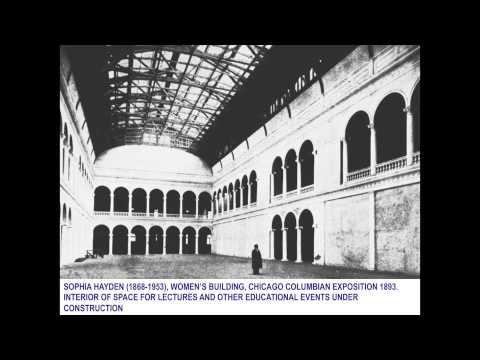 Susana Torre: Feminism and Architecture