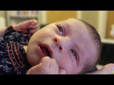 This Crying Baby Loves David Bowie