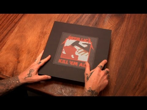 Metallica: Kill 'Em All Deluxe Edition Unboxing Video