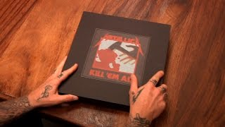 Metallica: Kill Em All (Deluxe Edition) Unboxing Video YouTube Videos