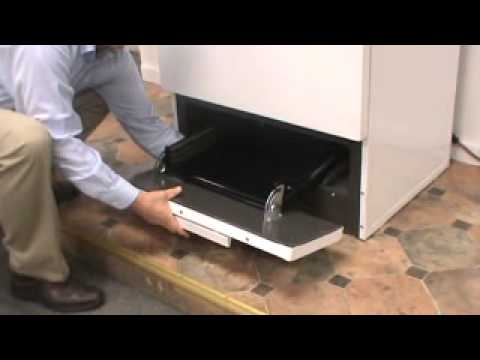 Removing Broiler Drawer Youtube