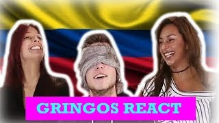 Which Is The Sexiest Colombian Accent? (Gringos React)