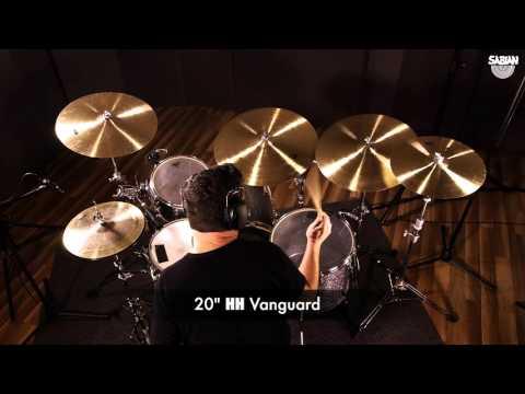 "SABIAN 20"" HH Vanguard - New for 2016"