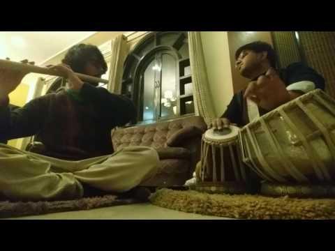Kesariya Balam on Flute and Tabla.