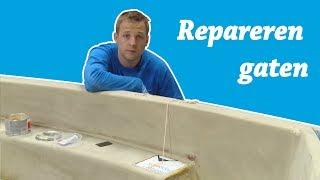 Grote gaten repareren | Alles voor jouw boot! Aflevering 12