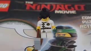 Lego Ninjago Activity Book /With Cole