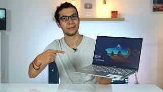 İnce ve hafif öğrenci laptopu
