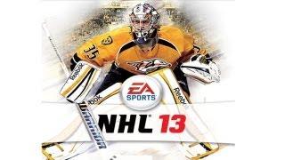 NHL 13 Gameplay (HD)