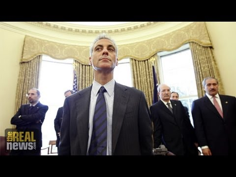 """Mayor 1%"" Rahm Emanuel vs. The 99% pt.1"
