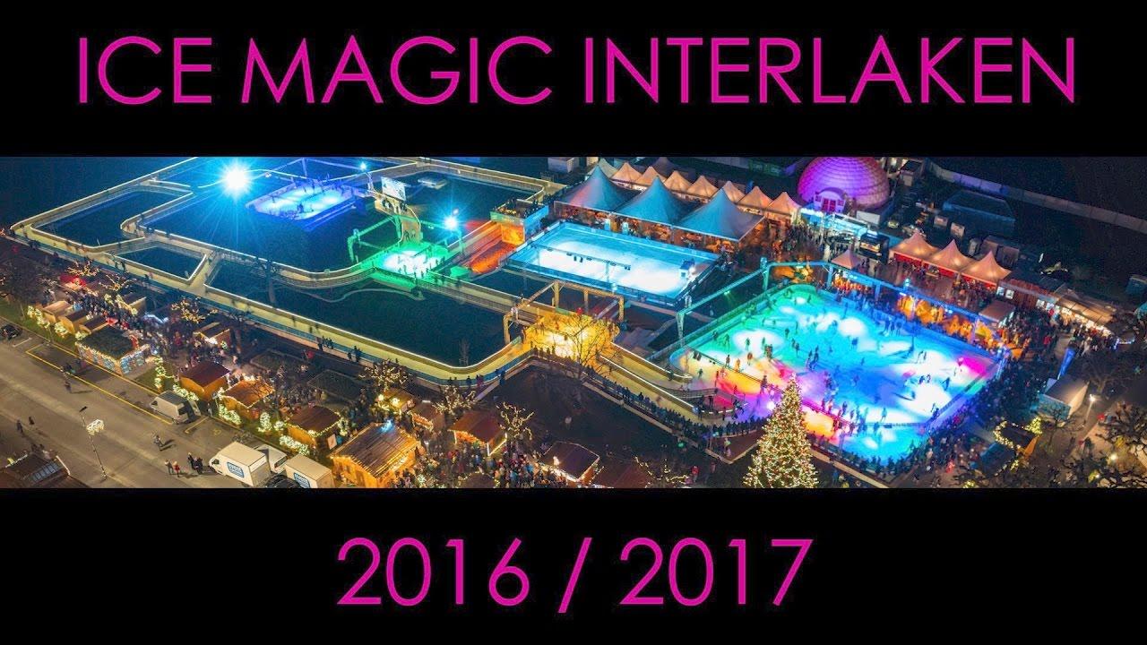 ice magic interlaken 2016 2017 youtube