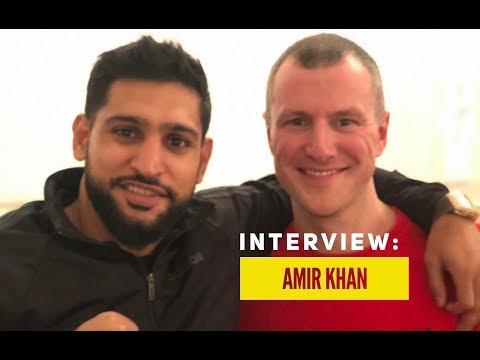 BOXING INTERVIEW: AMIR KHAN