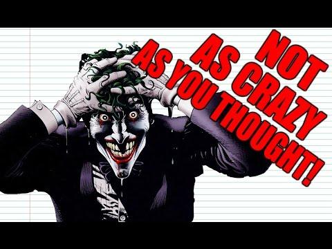 The Joker's BIG Secret!