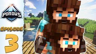 Laver mit ansigt i Minecraft! - Pondus Modded - Ep 3