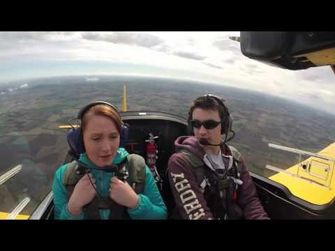I'm that Aerobatic Pilot who likes to scare his friends. Here's the 2015 edition!