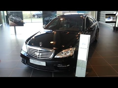 Mercedes-Benz BRABUS S63 AMG V8 Biturbo In Depth Review Interior Exterior