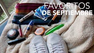 Favoritos de Septiembre♥ | Fer Estrada