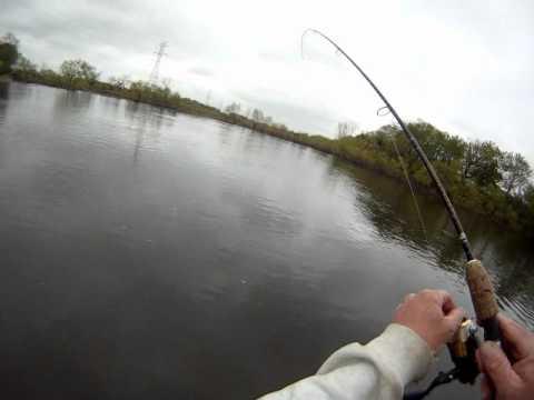 Raritan river manville nj youtube for Raritan river fishing