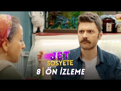 Jet Sosyete 8.Bölüm - Ön İzleme