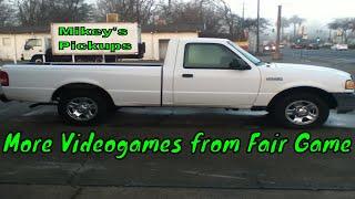 Fair Game retro video game pickups