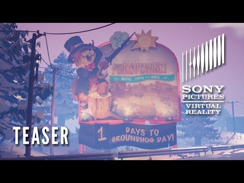 GROUNDHOG DAY - 'Like Father Like Son' Virtual Reality Teaser