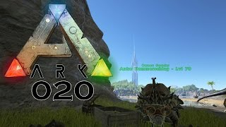 ARK Gameplay German #020 - Ankylo : Anke Hammerschlag