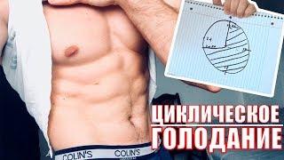 Лучшая Диета для Похудения! -6 кг!!! Как Похудеть за 1 Месяц Быстро! Сушка. Циклическое Голодание
