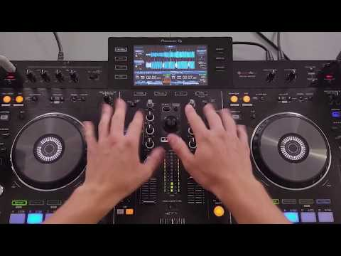 How to Drop Mix like Martin Garrix, Tiesto, The Chainsmokers (Pioneer XDJ-RX) - Tutorial 2017