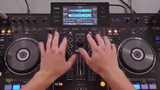How to Drop Mix like Martin Garrix, Tiesto, The Chainsmokers (Pioneer XDJ-RX) - Tutorial 2017