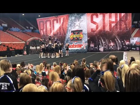 Rockstar Cheer Competition Vlog