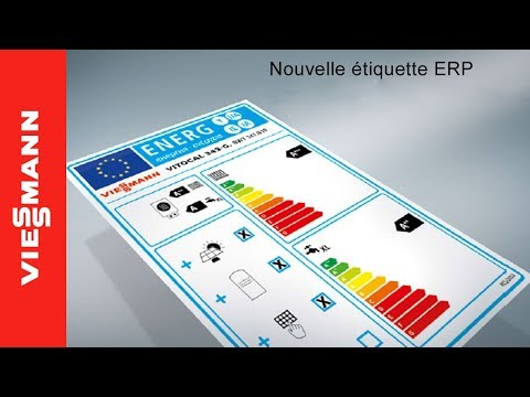 Viessmann -  Label ErP