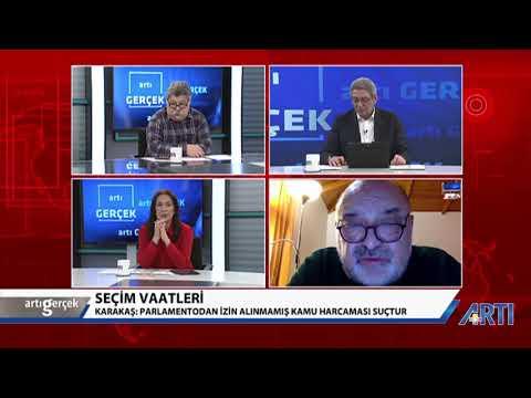 Artı Gerçek-1-Celal Başlangıç-Ahmet Nesin-Ayşe Yıldırım-Eser Karakaş 11 Ocak 2019