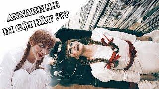 Hài DUY KHÁNH | Annabelle gây náo loạn khi đi GỘI ĐẦU