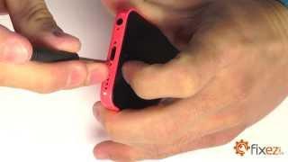 iPhone 5c Screen Repair & Disassemble