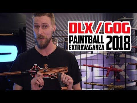 DLX / GOG   Paintball Extravaganza 2018