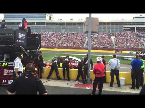The Home of NASCAR - Charlotte North Carolina