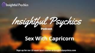 Sex With Capricorn