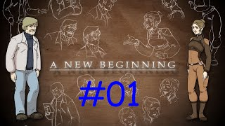 A New Beginning #01 Der Fogger macht Mucken [German][Gameplay][Let