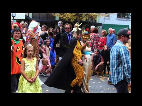 Halloween Parade Ashland Oregon 2015